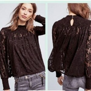 ANTHROPOLOGIE TOPS.